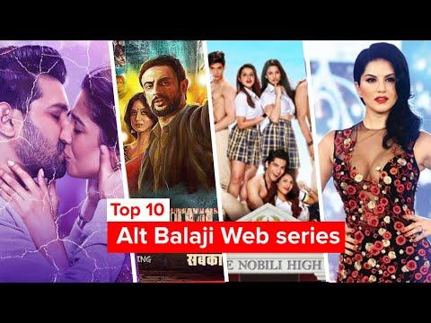 Download Top 10 Best Alt Balaji Web series   Best Shows on Alt balaji