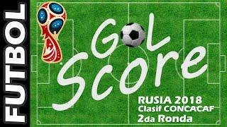 Eliminatorias RUSIA 2018 - CONCACAF - 2da Ronda