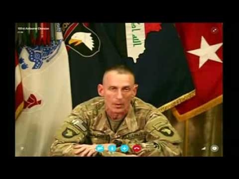 Baghdad bombings desperate acts  U S  General