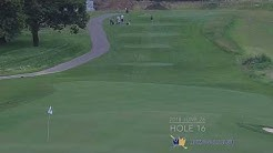 Hole-in-One at Royal Golf Club Captured on Video by Swing King