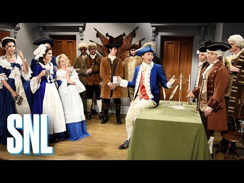 Revolutionary War  SNL