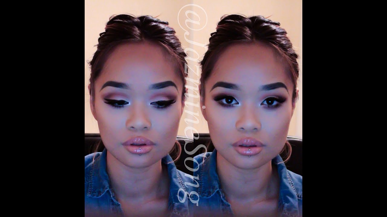 complexion makeup tutorial for uneven skin texture youtube