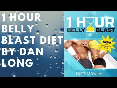 1 Hour Belly Blast Diet By Dan Long - 1 Hour Belly Blast Diet Review