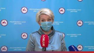 Брифинг Ольги Балабкиной об эпидемиологической обстановке в регионе на 14 сентября