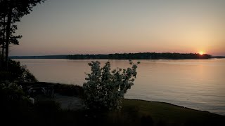 Incredible Sunset Views from this Stunning Property on Lake Oconee | Cinematic Video Tour