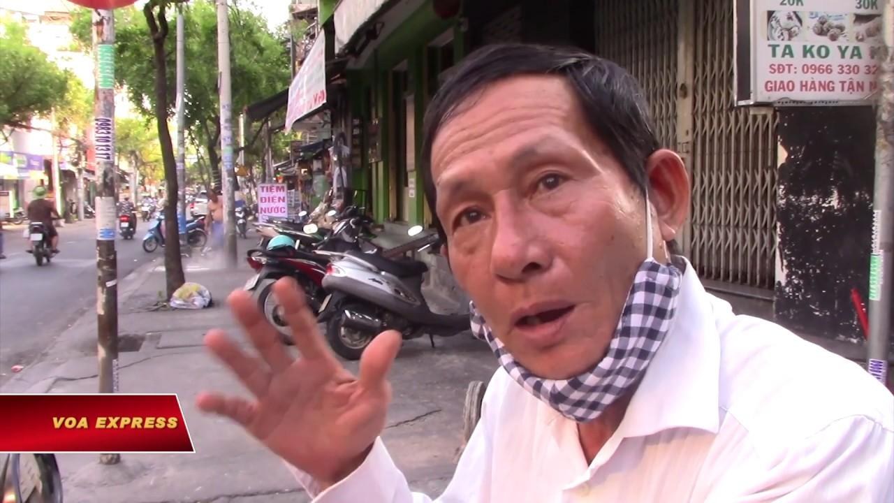 Sài Gòn những ngày 'cách ly' vì Covid-19 (VOA)