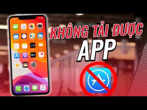 Đau Đầu Vì App Store Không Tải Được Ứng Dụng - Hãy Thử Ngay Cách Này