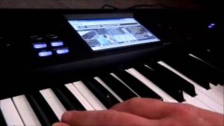 Korg Krome Bonus Sounds