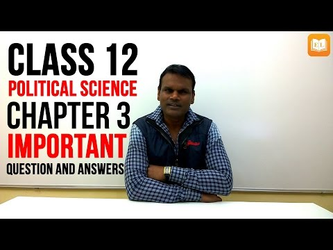 US Hegemony In World Politics Class 12 | Question And Answers Explanation