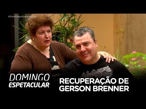 Família de Gerson Brenner fala sobre recuperação do ator após grave pneumonia