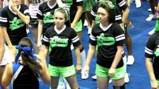 cheer-robics Jump and Wave