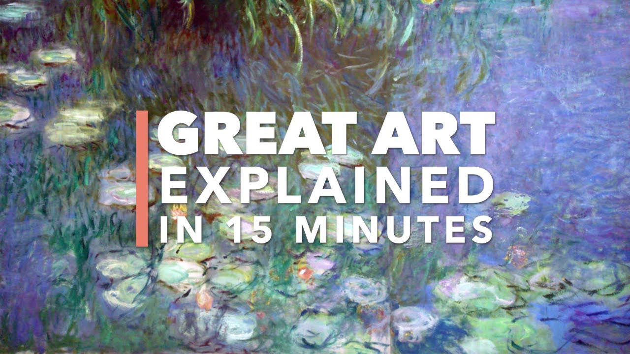 """Monet's Water Lilies: How World War I Inspired Monet to Paint His Final Masterpieces & Create """"the World's First Art Installation"""""""