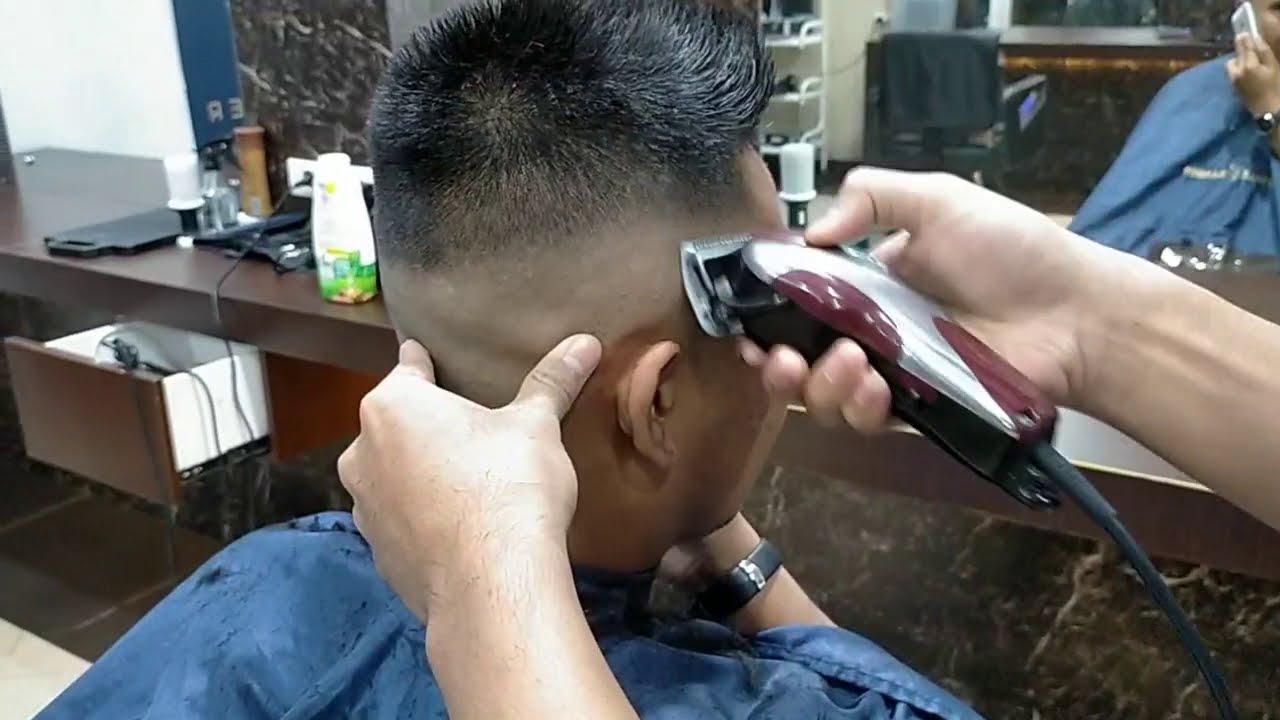 Model rambut pendek pria terbaru 2020 (short and spiky ...