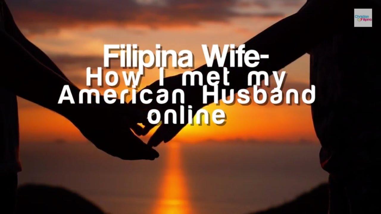 American meet filipina wife