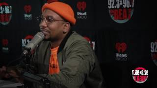 Cyhi The Prince Interview w/ DJ Scream on Hoodrich Radio