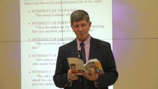 Meeting the Complex Needs of Gifted Children with Dr. Jim Delisle - Jan. 29, 2013
