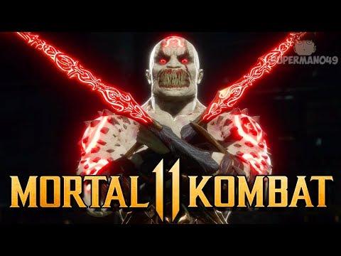 "95% Damage In 15 Seconds With Baraka - Mortal Kombat 11: ""Baraka"" Gameplay"