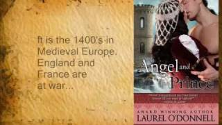 The Angel and the Prince Book Trailer