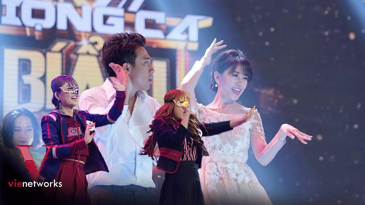 Trấn Thành Bị Hari Won Bắt Nhảy Bài Hit Boom Boom Của MoMoLand | Hài Trấn Thành 2018