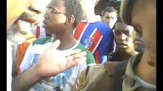 Revolta do Buzú 2011 - Bloqueio do carro de som