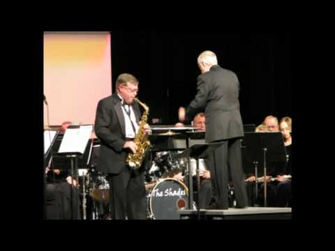 Fantasia for Alto Saxophone and Band - Smith