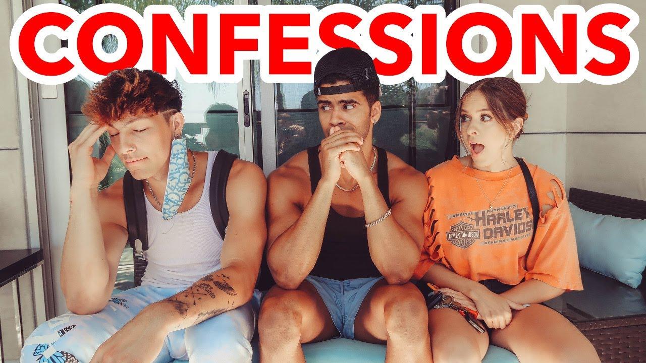 We Confessed A Lot (TEA)