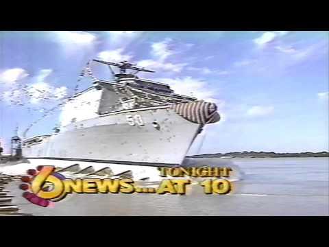 WDSU-TV 6 News Promo - New Orleans 10-2-1993