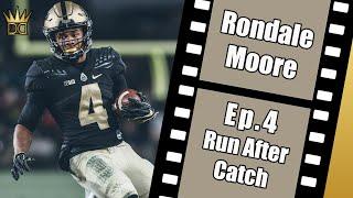 Rondale Moore Purdue WR: 2021 NFL Draft Prospect Breakdown | Run After Catch Breakdown
