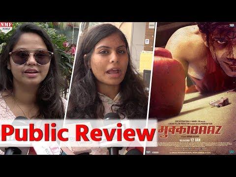 Mukkabaaz PUBLIC REVIEW | Vineet Kumar...