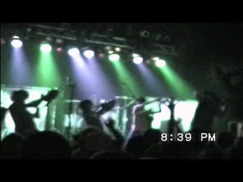 """Alesana Live 2010 """"Alchemy Sounded Good At The Time"""""""
