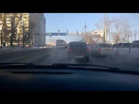 Автобус 108 маршрута (Екатеринбург -Верхняя Пышма) нарушает ПДД