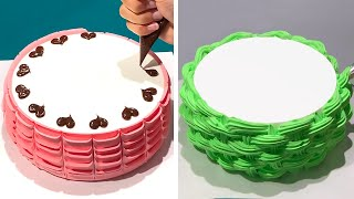 Delicious &amp Most Satisfying Chocolate Cake Recipe  So Yummy Cake Decorating Tutorial Like a Pro