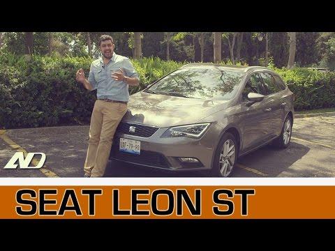 Seat León ST ⭐️ - Mejor Que Una Camioneta