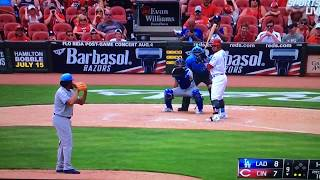 Kenley Jansen records 15th Save Dodgers Sweep Reds