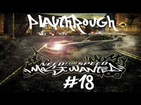 Need for Speed Most Wanted (2005) Black Edition Car Update Subs color chosen!