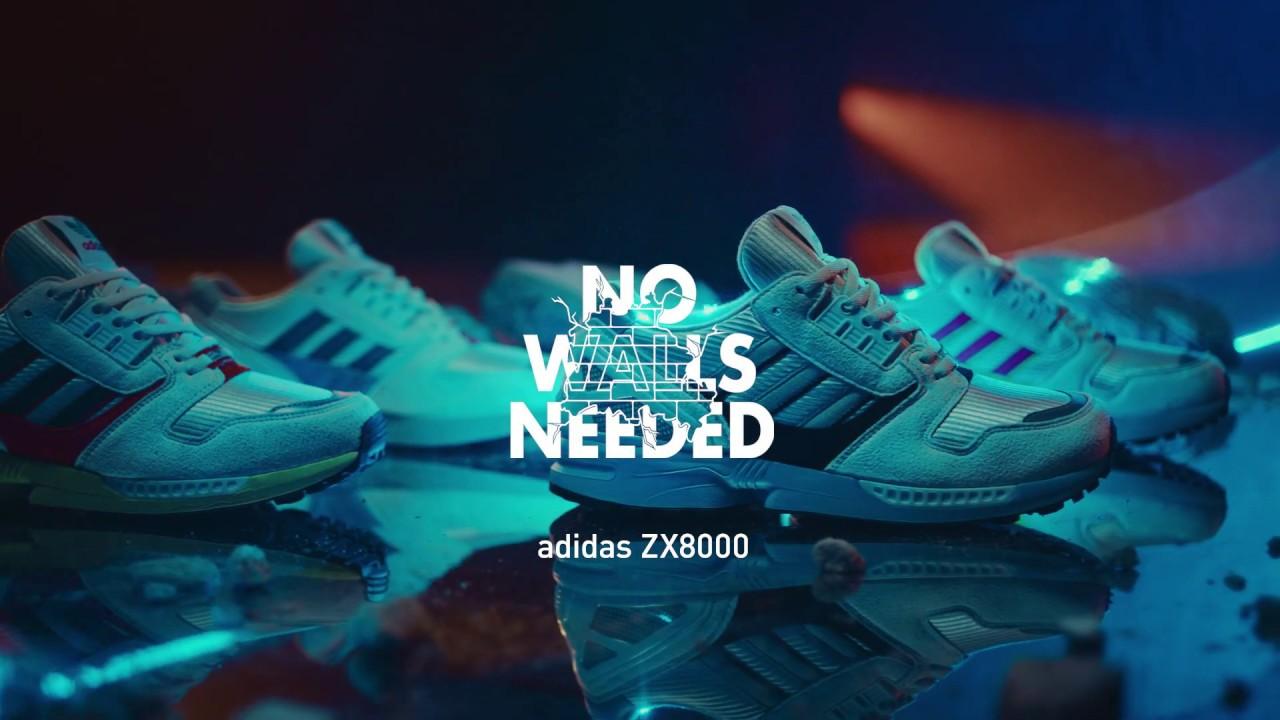 adidas zx 8000 rood