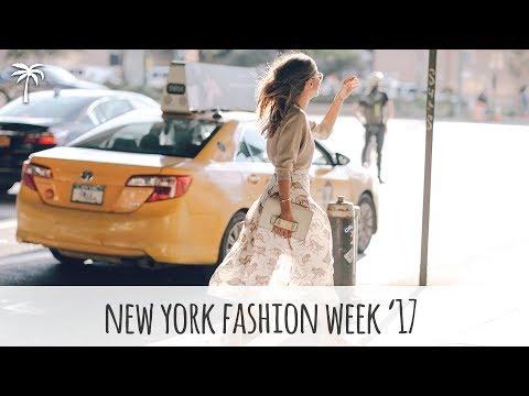 NEW YORK FASHION WEEK '17   ALEXANDRA PEREIRA
