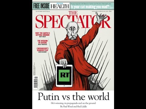 'Deep psychic need for an enemy and Putin is filling it' – The Spectator Deputy Editor