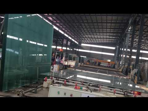 Multi-functional Automatic Loading CNC Glass Cutting Table