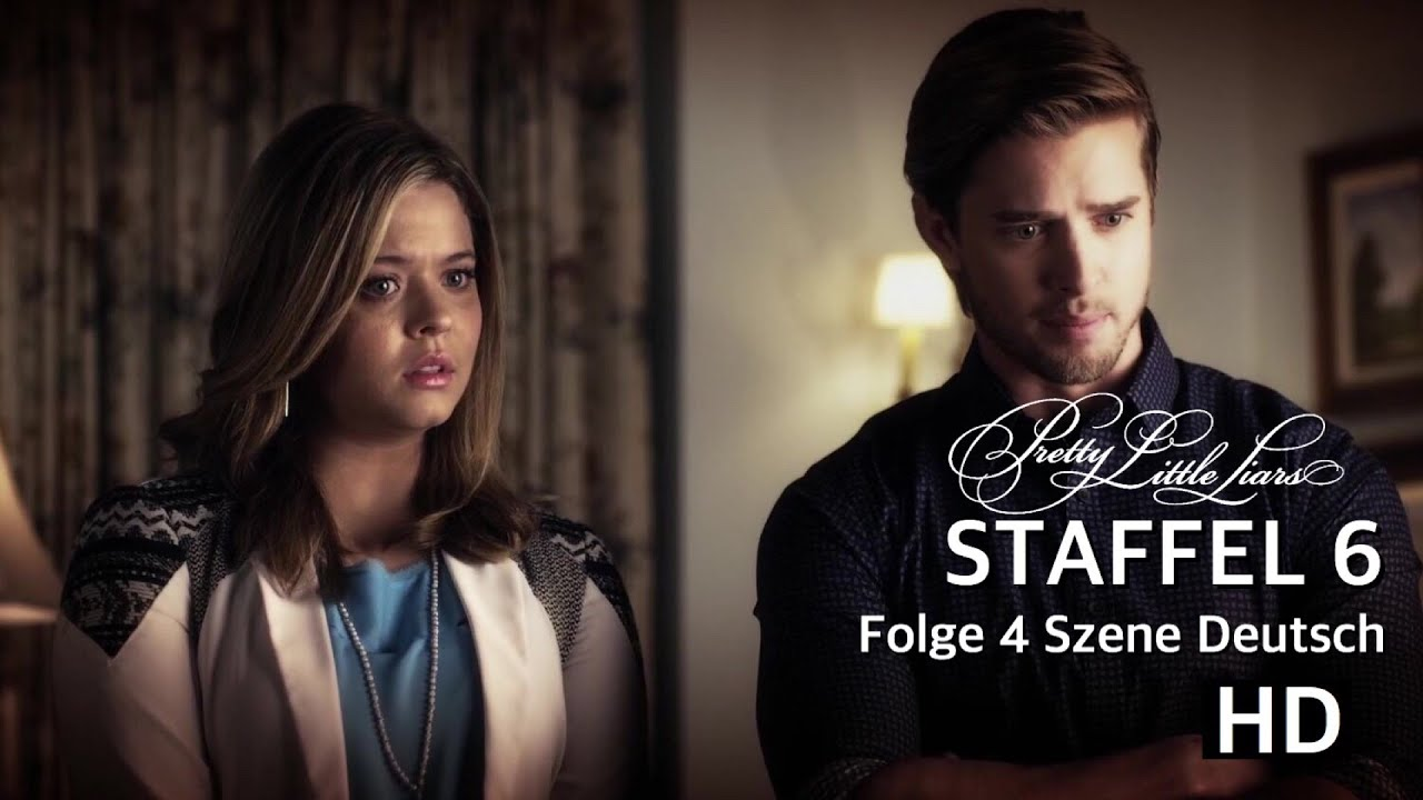 Pretty Little Liars Staffel 3 Deutsch Online