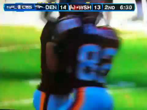 Redskins vs. Broncos