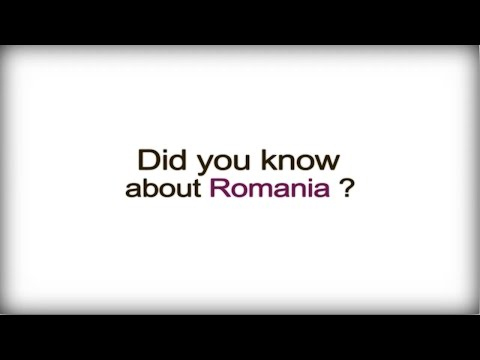 Did you know? - Romania - Romanian Business Culture video