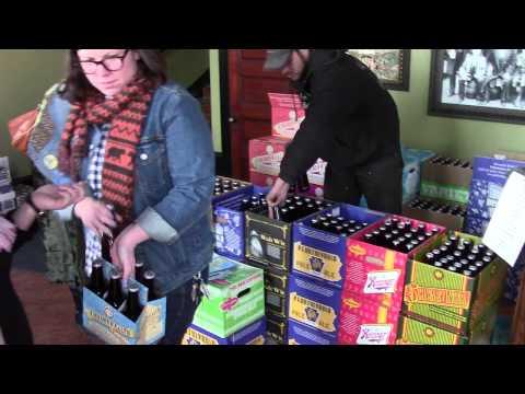 Bitcoin Beer | Phila Brewing Co Tour | Part 12