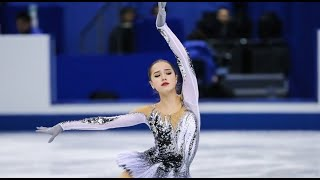 ALINA ZAGITOVA EC 2018 SP Spanish tdp en rus subs КП с переводом испанских комментариев