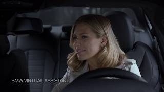 BMW Virtual Assistant and BMW Reversing Assistant | The all-new BMW 3 Series