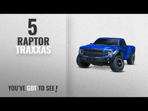 Top 10 Raptor Traxxas [2018]: Traxxas 58094-1 2WD Ford Raptor with TQ 2.4GHz Radio System (1/10