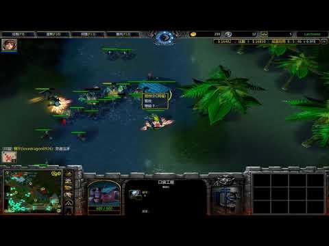 Warcraft III 魔獸爭霸三國黃XD 6.9F5 陸遜