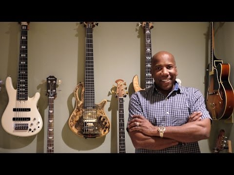 Nathan East - How positive music influences the Soul's Priorities, with Tuaca Kelly