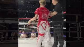 WKO English International Ringsports Championships