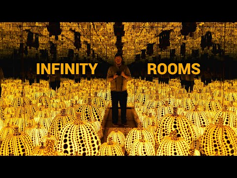 Kusama 'Infinity Mirrors' at the Hirshhorn in DC